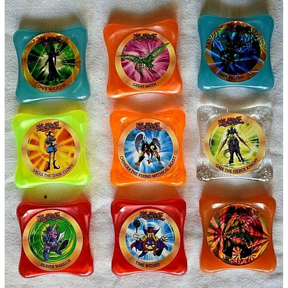 acheter Lot de 9 Waps Yu-Gi-Oh