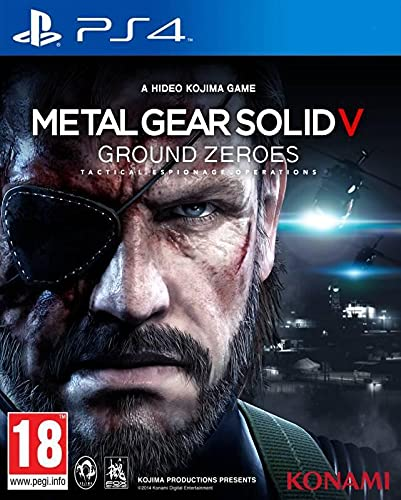 acheter Metal Gear Solid V : Ground Zeroes