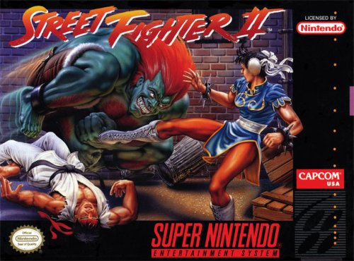 acheter Street Fighter 2