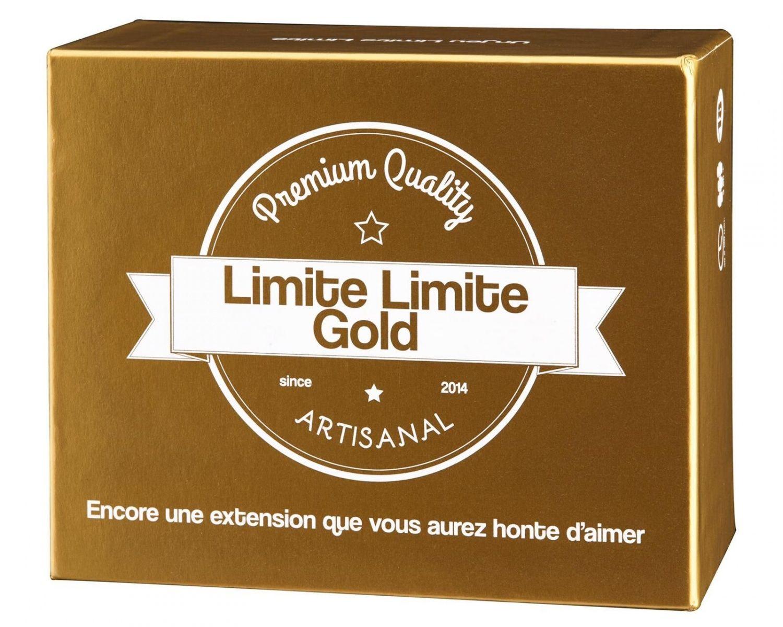acheter Limite Limite Gold