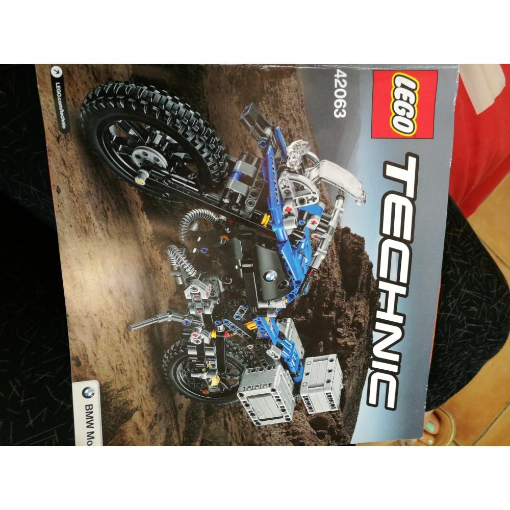 acheter Moto BMW Lego technic