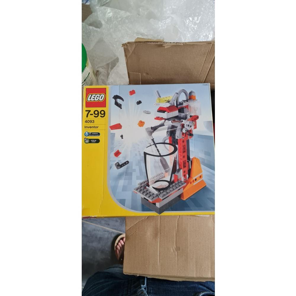 acheter Lego - Inventor - 4093