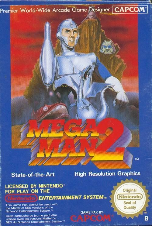 acheter Mega man 2