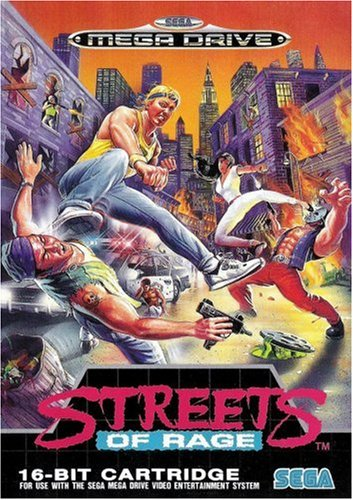 acheter Streets of rage