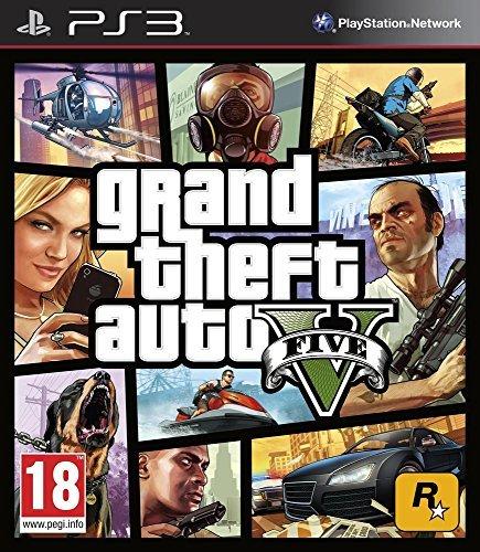acheter Grand Theft Auto V