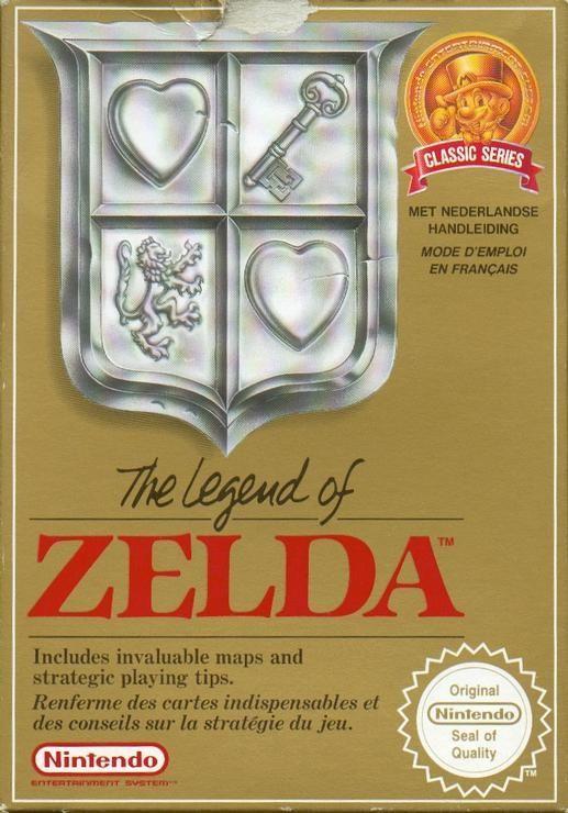 acheter The Legend of Zelda