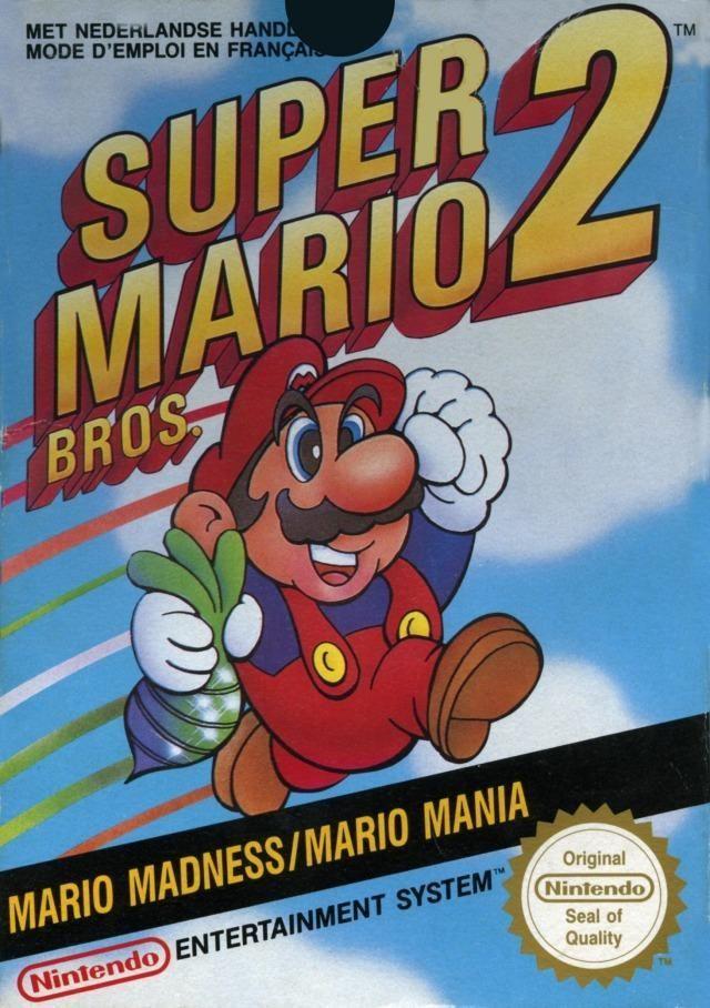 acheter Super Mario Bros 2