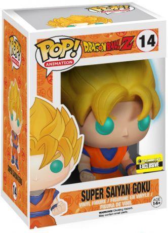 acheter Super Saiyan Goku - Glow In The Dark