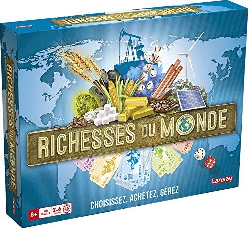acheter Richesses du Monde