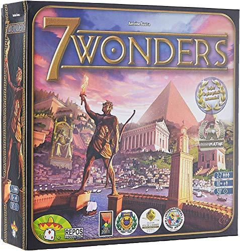acheter 7 Wonders