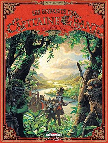 acheter Les Enfants du capitaine Grant, de Jules Verne T03
