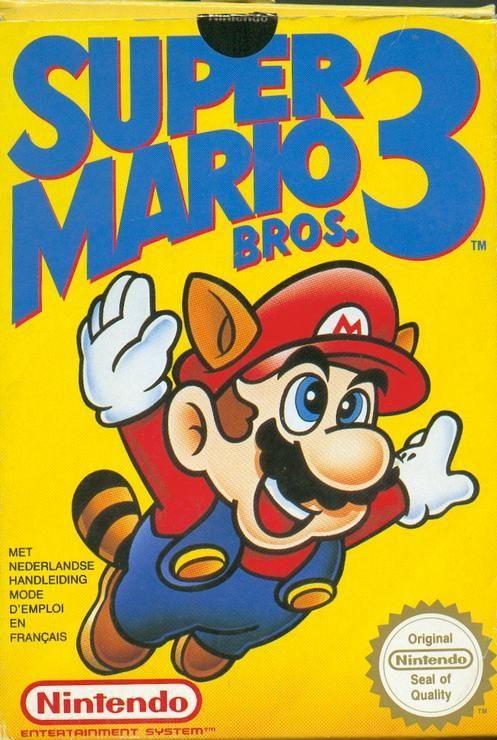 acheter Super Mario Bros 3
