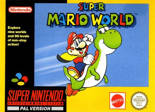 acheter Super Mario World