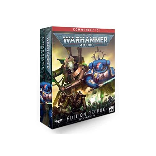acheter Warhammer 40,000 Édition Recrue
