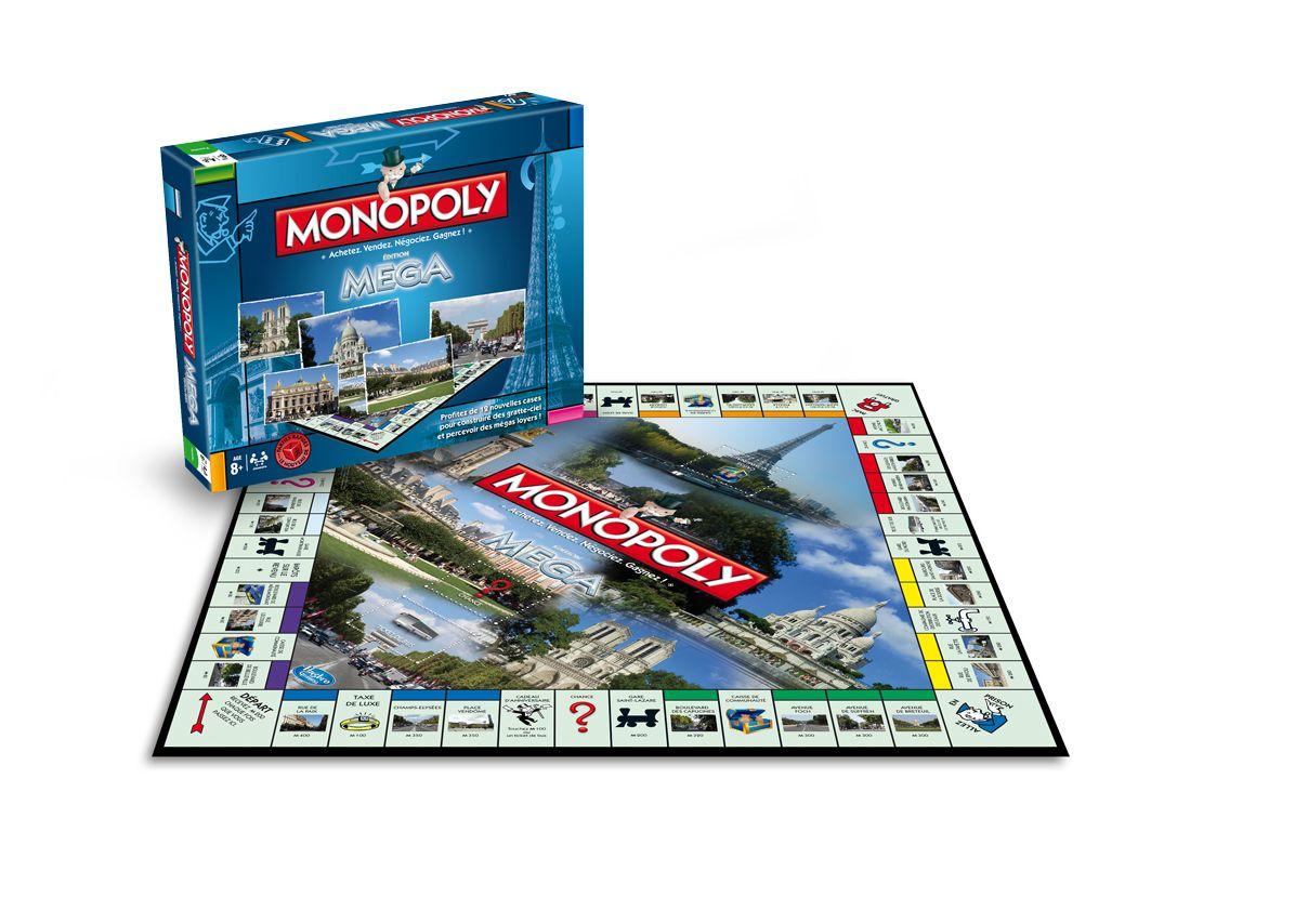 acheter Monoply Mega