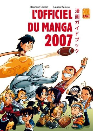acheter L'officiel du manga