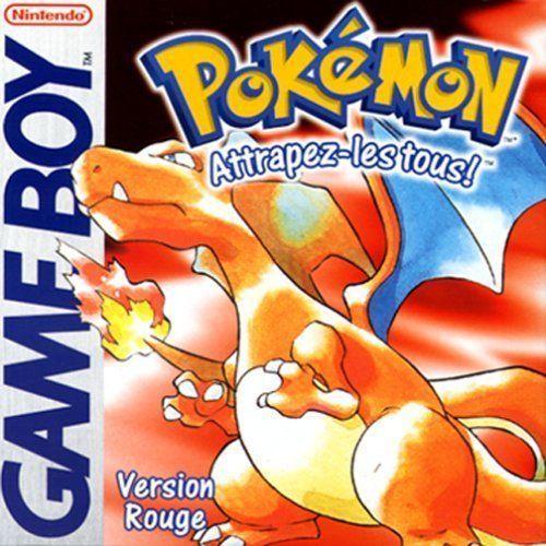 acheter Pokémon version rouge