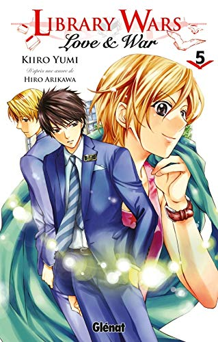 acheter Library wars - Love and War - Tome 05