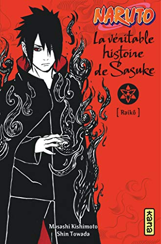 acheter Naruto roman - La véritable histoire de Sasuke (Naruto roman 9)