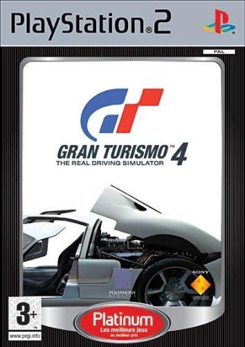 acheter Gran Turismo 4 Platinum
