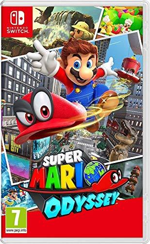 acheter Super Mario Odyssey