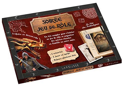 acheter Soirée jeu de rôle - La quête du dragon d'or