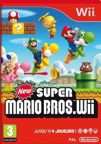 acheter New Super Mario Bros Wii