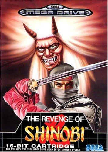 acheter The revenge Of Shinobi
