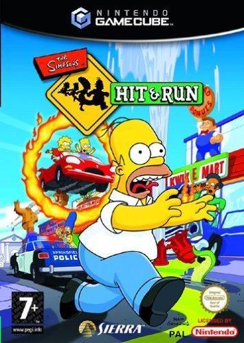 acheter The Simpsons : Hit & Run