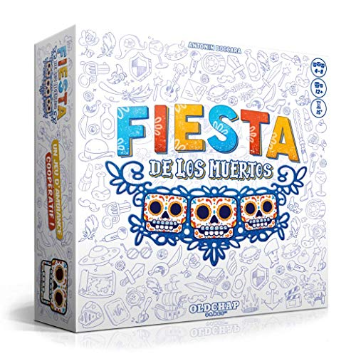 acheter Fiesta de Los Muertos