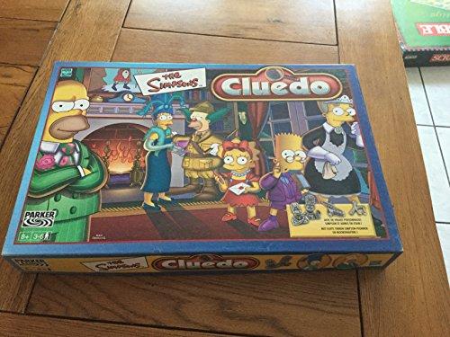 acheter Cluedo Simpsons
