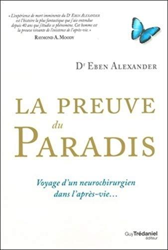 acheter La Preuve du paradis