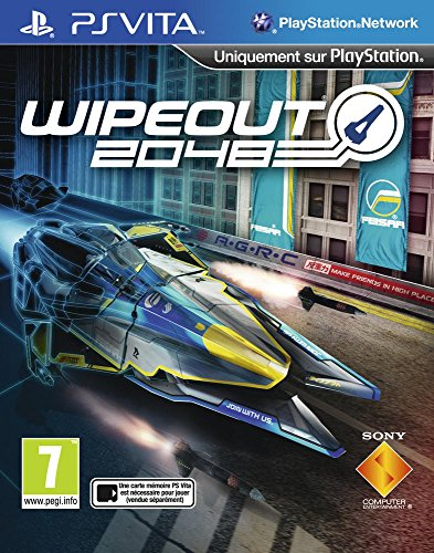 acheter WipeOut 2048