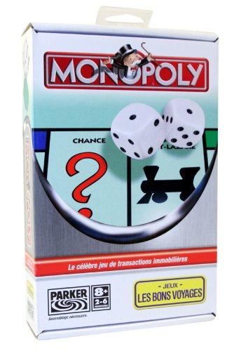 acheter Monopoly - Voyage