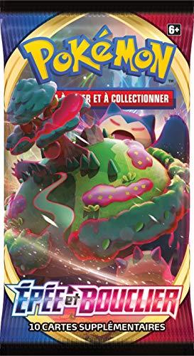 acheter Booster Pokémon Epée et Bouclier  (EB01)