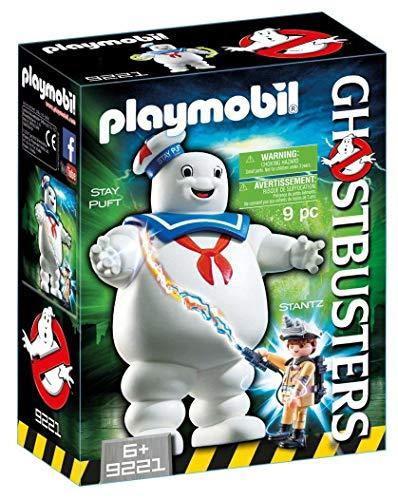acheter Playmobil - Fantôme Stay Puft et Stantz - 9221