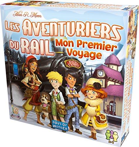 acheter Les Aventuriers du Rail - Mon Premier Voyage