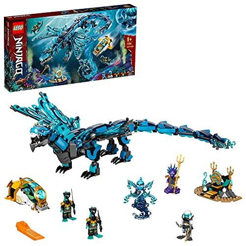 acheter Lego Ninjago - Le Dragon D'eau - 71754