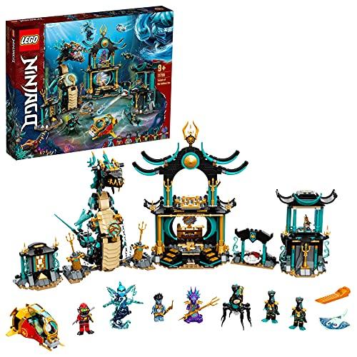 acheter Lego Ninjago - Le Temple De La Mer Sans - 71755
