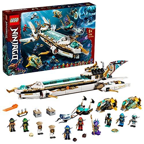 acheter Lego Ninjago - L'hydro Bounty - 71756