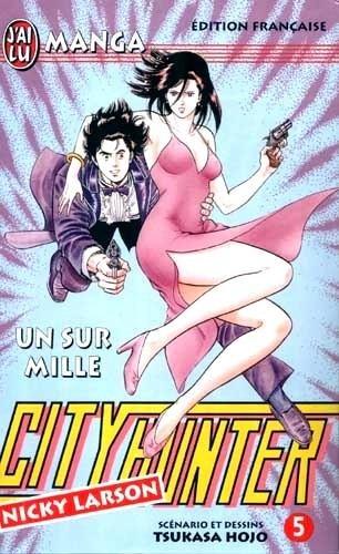 acheter City Hunter (Nicky Larson), tome 5 : Un sur mille