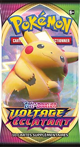 acheter Booster Pokémon Epée et Bouclier- Voltage Eclatant (EB04)