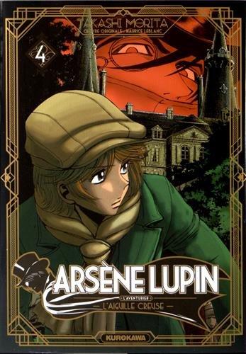 acheter Arsène Lupin - T4