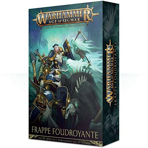 acheter Warhammer Age of Sigmar : Frappe Foudroyante occasion