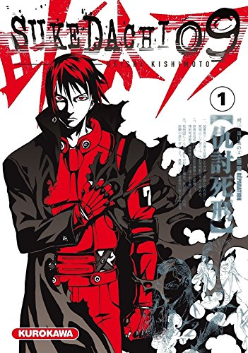 acheter Sukedachi Nine - tome 01 (1)