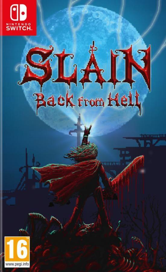 acheter Slain - Back From Hell