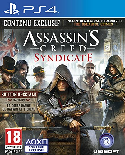 acheter Assassin's Creed - Syndicate - Edition spéciale