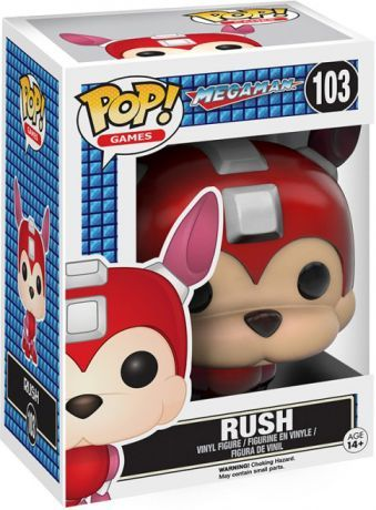 acheter Rush (Megaman)