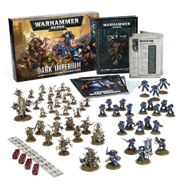 acheter Warhammer 40,000 ( 40k ) - Dark Imperium