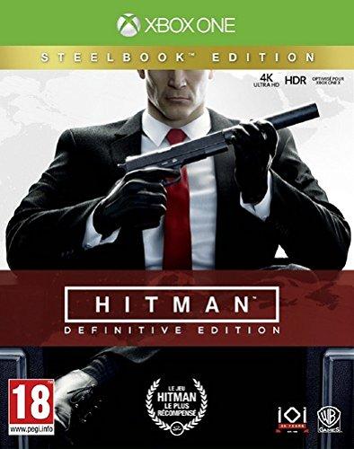 acheter Hitman - Definitive Edition Steelbook